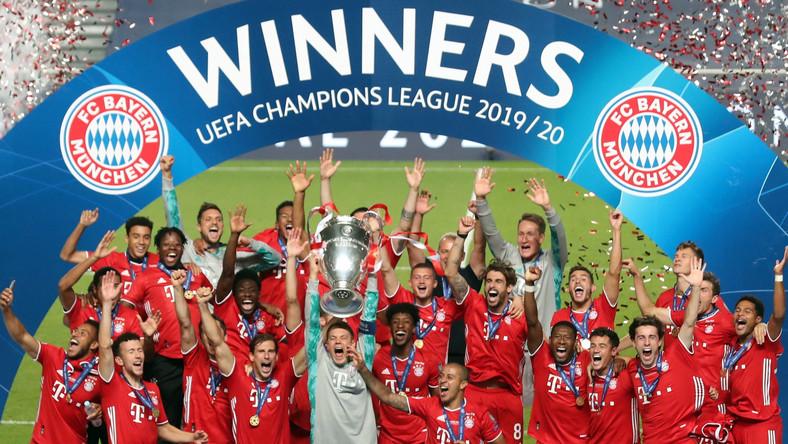 Bayern Monachium zwycięzcą Ligi Mistrzów w sezonie 2019/20 - typy liga mistrzów
