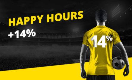 Happy hours bez podatku dla graczy Fortuny