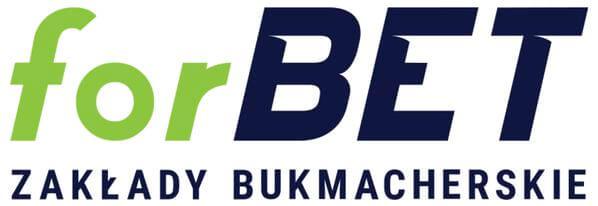 Logo czwartego bukmachera w Polsce w rankingu Obstawiamy - forBET